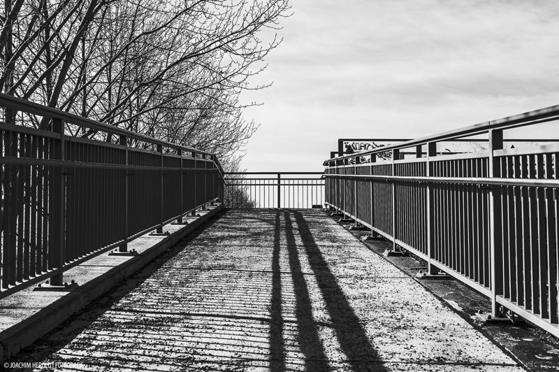bridge, sky