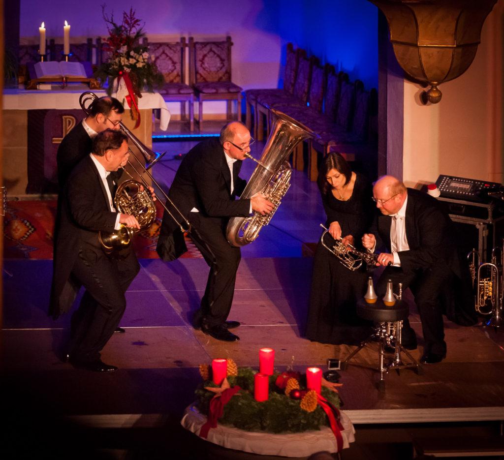 Harmonic Brass Quintett